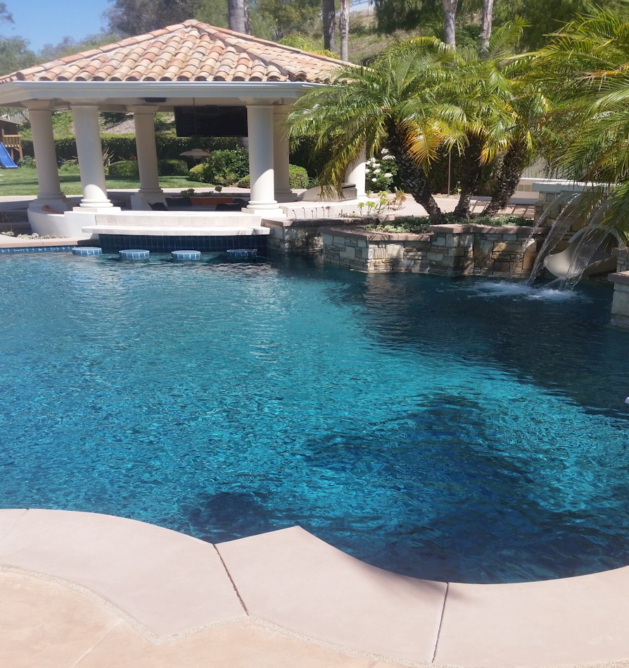 Maintaining Residential Swimming Pool Keeping it Sparkling