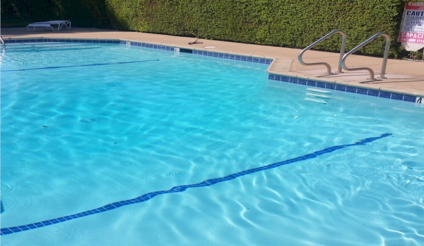 Very important keeping an HOA pool well maintained year round.